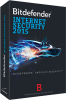 BitDefender Internet Security 2015 - 3 Postes - 1 an d'abonnement - versions 32 ou 64 bits complète