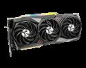 Carte Vidéo nVidia® Geforce™ RTX 3090 GAMING X TRIO MSI, 24 Go OC DDR6x 384-bit, 3X Display port & HDMI (compatible 4 écrans)Sans limiteur de hachage LHREn stock limité