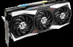 Carte Vidéo AMD® Radeon™ RX 6800 XT Gaming X TRIO, 16 Go MSI®, 256 bit, 1x HDMI, 3x Display port (compatible 4 écrans) En Stock limité