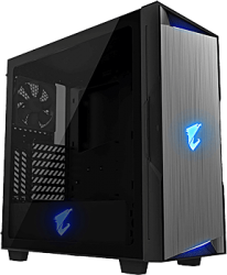 photo PC sur mesure AORUS by Elexence  : Gamer AMD