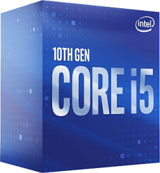 photo Processeur Intel® Core™ i5 10400F