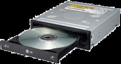 photo Graveur Lecteur de DVD & CD double couche - LG