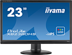 photo Ecran plat LED 23 pouces 1920 x 1080 IPS Multimédia HDMI