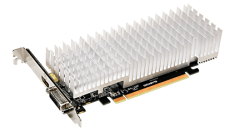 photo Geforce GT 1030 silence, GIGABYTE®, 2 Go DDR3 64bits