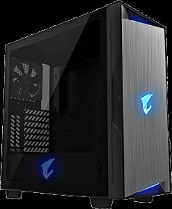 photo Boîtier AORUS Gaming AC300G - RGB + USB C 3.1