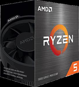 photo Processeur AMD® 6 coeurs RYZEN 5 - 5600X