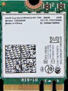 photo Carte réseau Intel® M.2 WIFI AC-8265 NGW