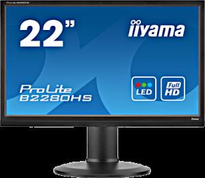 photo Ecran plat LED 22 1920 x 1080 Multimédia TN - HDMI