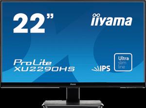 photo Ecran plat LED 22 pouces 1920 x 1080 IPS Multimédia HDMI