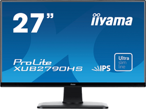photo Ecran plat LED 27 pouces 1920 x 1080 IPS multimedia