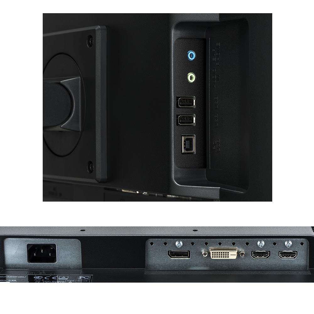 ecran plat led 24 pouces 1920 x 1080 multim dia gamer pro. Black Bedroom Furniture Sets. Home Design Ideas